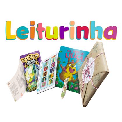 1 mês grátis de Leiturinha + Biblioteca Digital