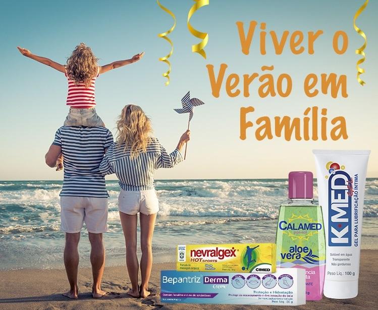 Proteja sua família da melhor forma para o Verão!